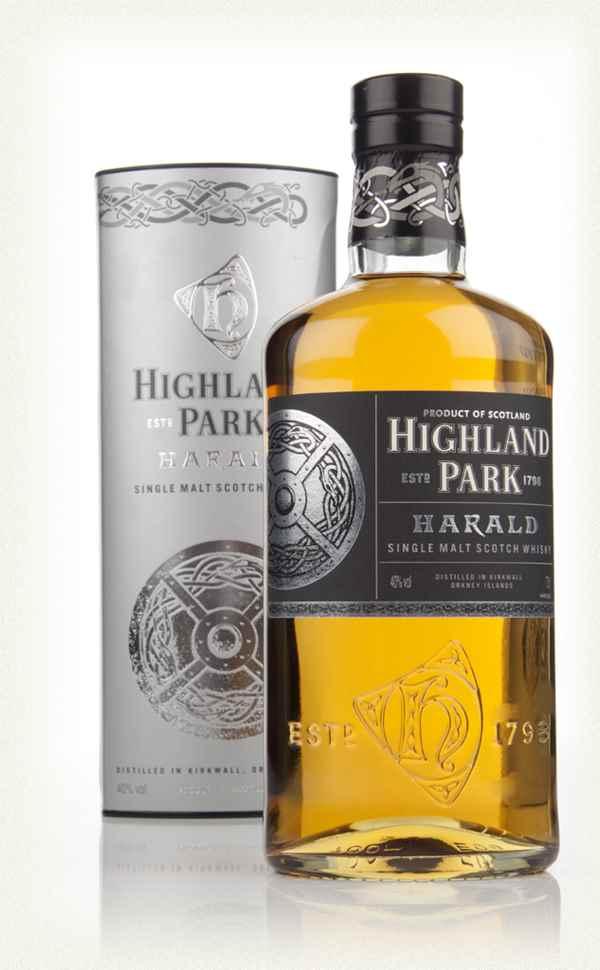 0883bbc2692 Highland Park Harald Travel Retail. 40% – Whisky Apocalypse