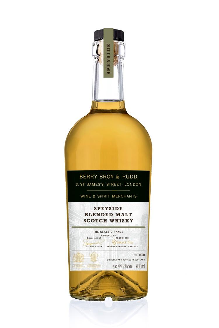 Classic Range - Speyside Blended Malt Whiskey - Mock ups 2018_Enlarged