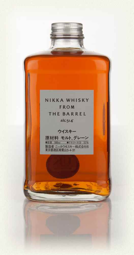 nikka-from-the-barrel-whisky